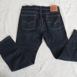 Levi's (NEW) 510, W34 L30 mens Jean's